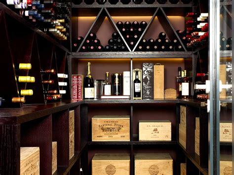 basement wine cellar construction  london