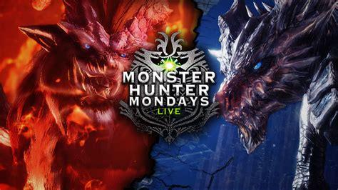monster hunter world elder dragons present  tough late