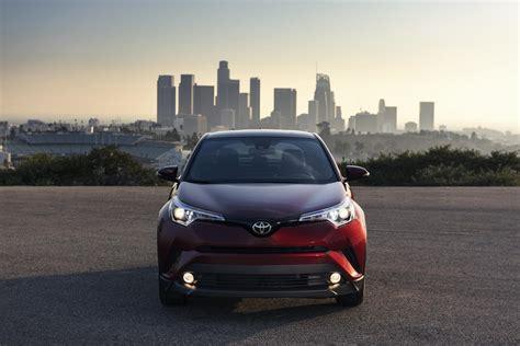 2018 Toyota C Hr Concept Images Photo Toyota C Hrconcept