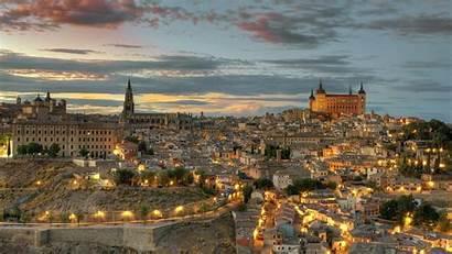 Spain Toledo Wallpapers Cities Desktop