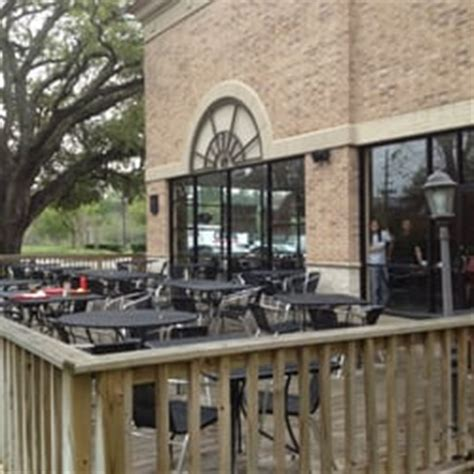 Backyard Cafe & Grill  Spring Branch  Houston, Tx Yelp