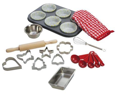 Set D'ustensiles De Cuisine Pour Enfant  Chez Les Enfants