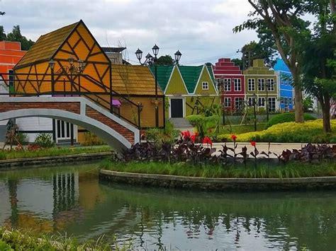 devoyage kampung eropa hits  kota bogor surganya foto
