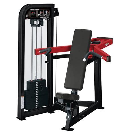 Hammer Strength Select Shoulder Press  Used Gym & Fitness