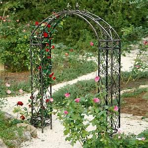 Rankhilfe Für Kletterrosen : rosenbogen windsor garden kletterrosen kaufen ~ Michelbontemps.com Haus und Dekorationen