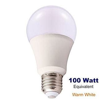 modvera led bulb 100w equivalent uses only 15watts