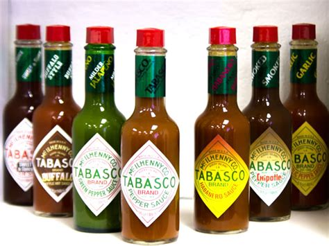 Behind the Scenes: Making Tabasco Sauce on Avery Island ...