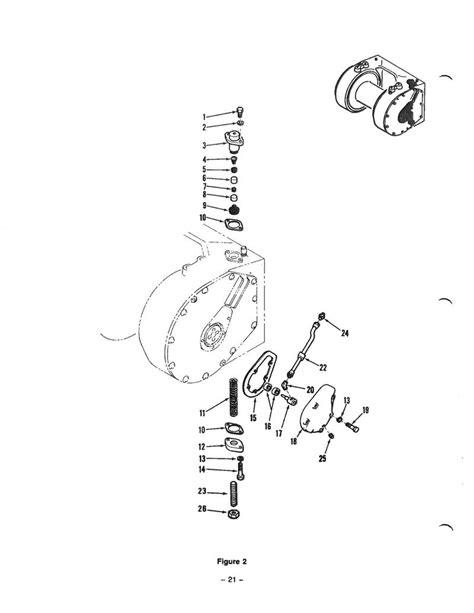 elbow gearmatic winch