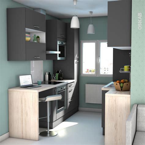 glissiere tiroir cuisine meuble de cuisine casserolier ginko gris 2 tiroirs 1 tiroir à l 39 anglaise l60 x h70 x p58 cm oskab
