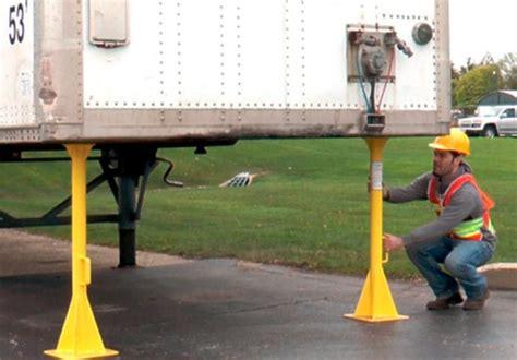 truck trailer stabilizer jack stands saferack
