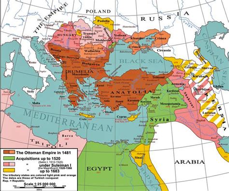 What Happened To The Ottoman Empire by Iran Politics Club Iran Historical Maps 9 Safavid