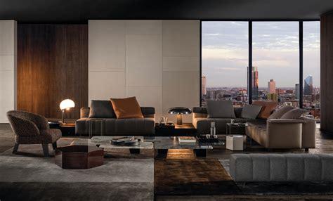 canape minotti canapé freeman lounge by minotti design rodolfo dordoni