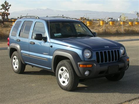 jeep liberty 2004 jeep liberty partsopen