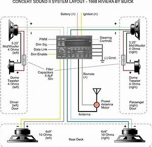 Concert Sound Ii Wiring Diagram