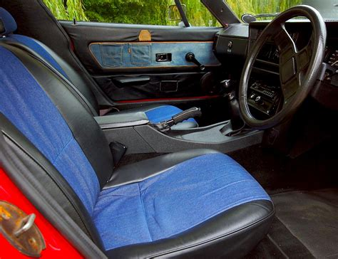 Interior Car Upholstery by Upholstery Denim Interiors The Hog Ring