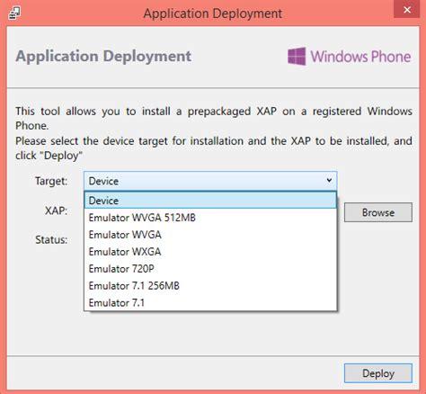 how do you run a windows phone 8 1 app microsoft cloud