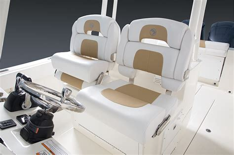 100 captain chairs for center console boats