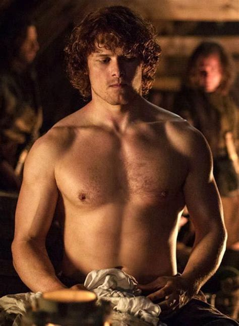 sam heughan sexy 551 best claire jamie images on pinterest