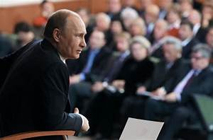 Putin Too Denies Russian Plans to Revive Soviet Union ...