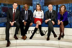 'Today' Show Anchor Lauer Jokes About Low Ratings - The ...