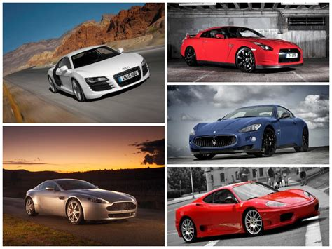 Christmas Wish List The Top 5 Most Affordable Exotic Cars