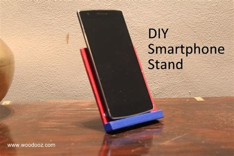 diy phone stand for desk 48 best how tos and basic woodworking tips images on