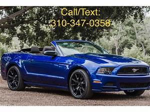 2013 Ford Mustang for Sale by Owner in Long Beach, CA 90805