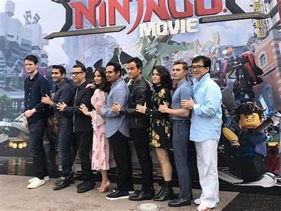 Ninjago Lego Cast Legoland Jackie Chan Kicks