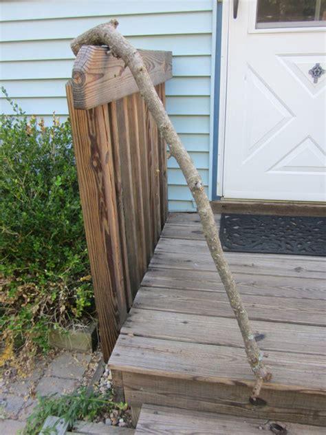 tree branch  cane  dave rutan  lumberjockscom