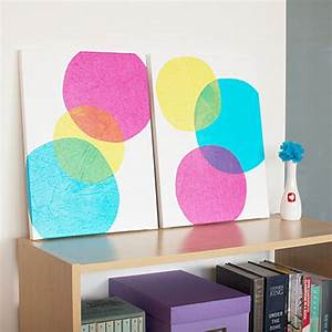 Diy easy and impressive wall art ideas