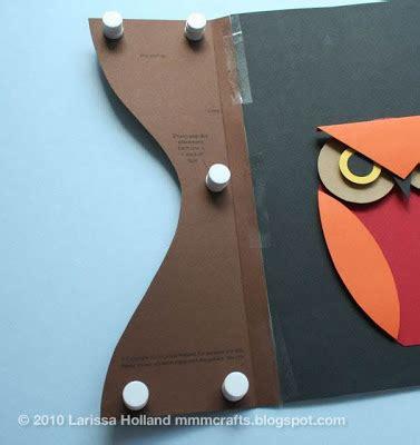 paper owl  mmmcrafts skip   lou