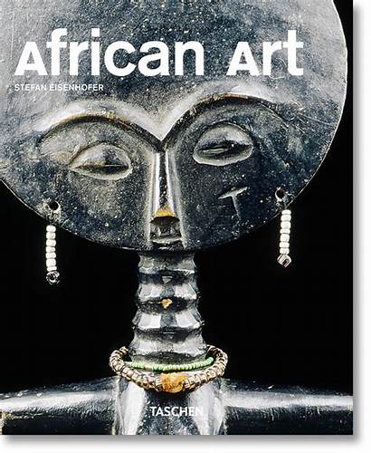 African Taschen Arte Africano Africana Basic Books