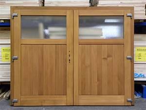 porte de garage double obasinccom With porte de garage enroulable de plus porte intérieure vitrée double vantaux