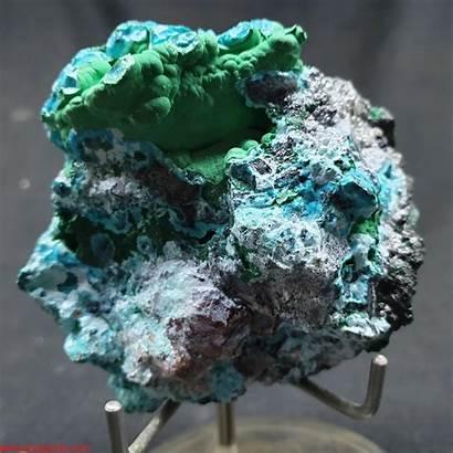 Malachite Mineral Chrysocolla Specimen Congo Amazonite Bay