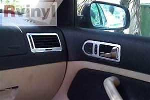 Dash Kit Decal Auto Interior Trim For Volkswagen Jetta