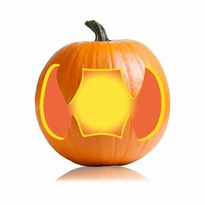Vampire, Teeth, Pumpkin, Carving, Stencil