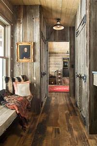 18, Beautiful, Rustic, Hallway, Designs, For, Your, Inspiration