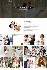 aerial wedding photography website template 68821 With wedding photography website templates