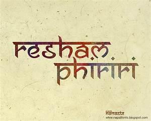 Ananda Namaste Free Font on Behance
