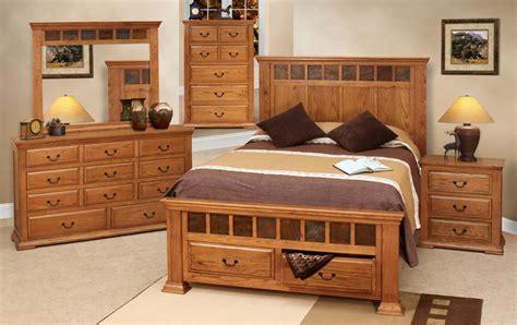 rustic bedroom furniture set rustic oak bedroom set oak