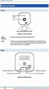 Sercomm Rc8326 Wireless Network Camera User Manual Rc8326