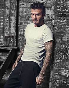 David Beckham smoulders in new H&M campaign