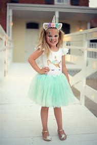 unicorn girl halloween costumes