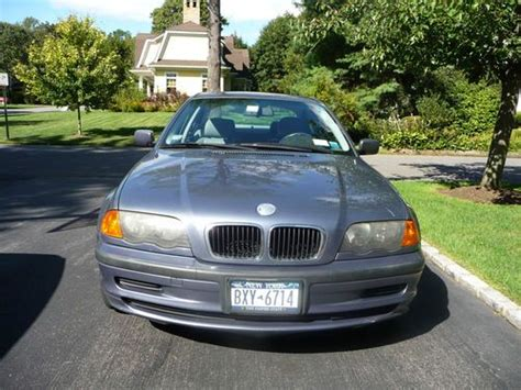 Purchase Used 2000 Bmw 323i Base Sedan 4door 25l In