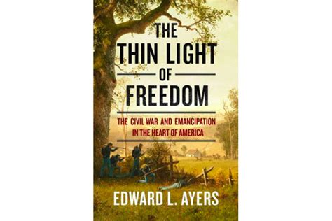 The Norton Book Of Light Verse by The Thin Light Of Freedom Is A Civil War History That