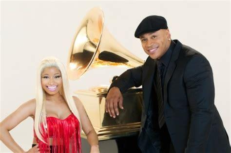 LL Cool J & Nicki Minaj 2012 GRAMMYs Promo Pics | HipHop-N ...