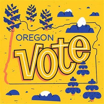 Election Coverage Portland Michelle Oregon Voting Mruk