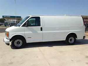 1999 Chevrolet Express Cargo G1500 3dr Cargo Van In