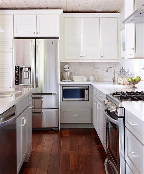 white kitchen cabinets with lower cabinets white cabinets gray lower cabinets transitional