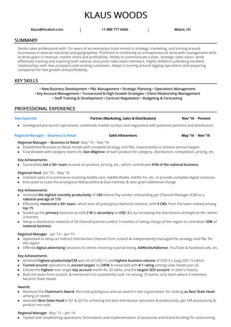 two page resume format 2018 exles guide